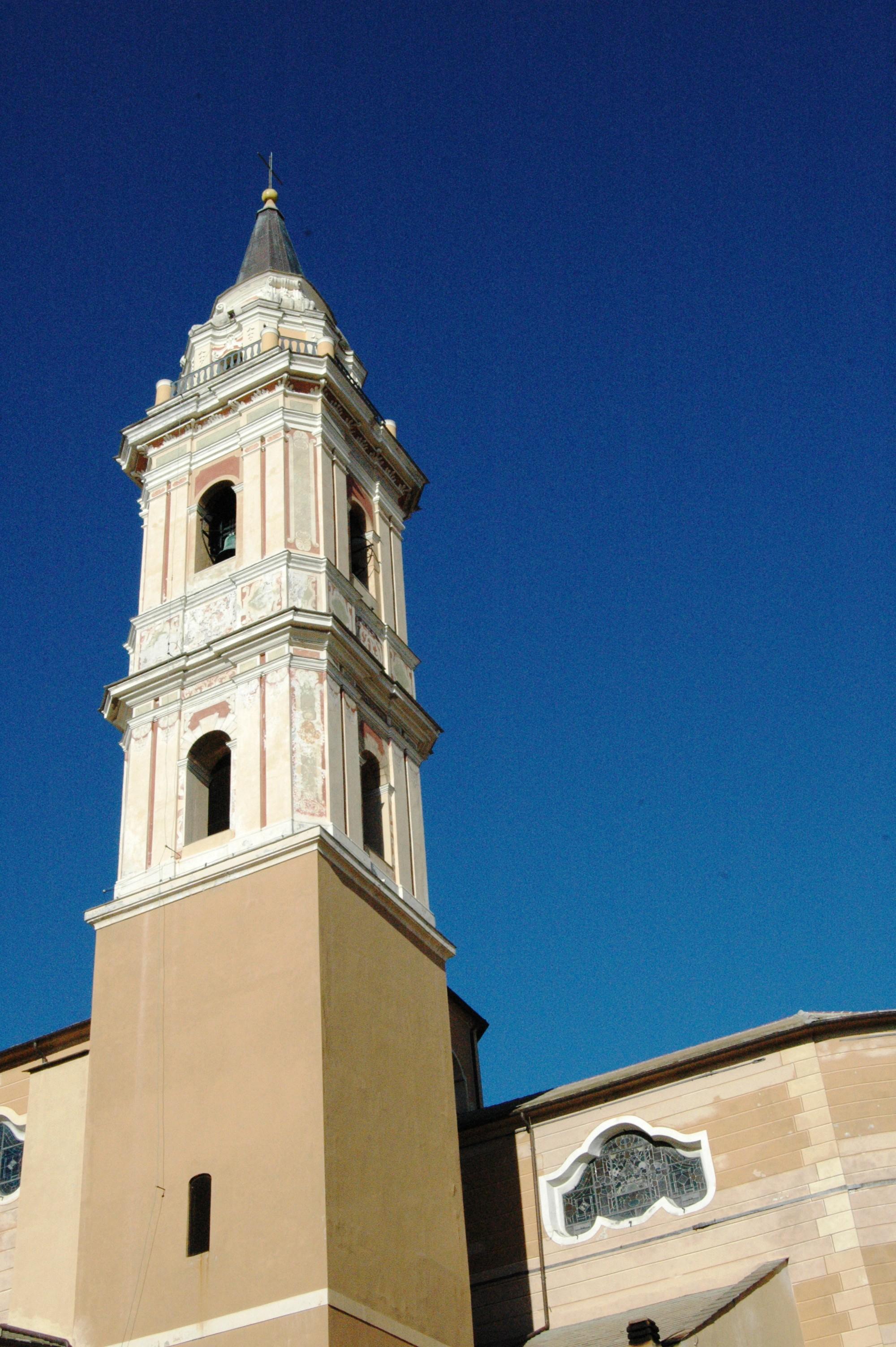 Imperia oneglia campanile di san giovanni battista for Oneglia imperia
