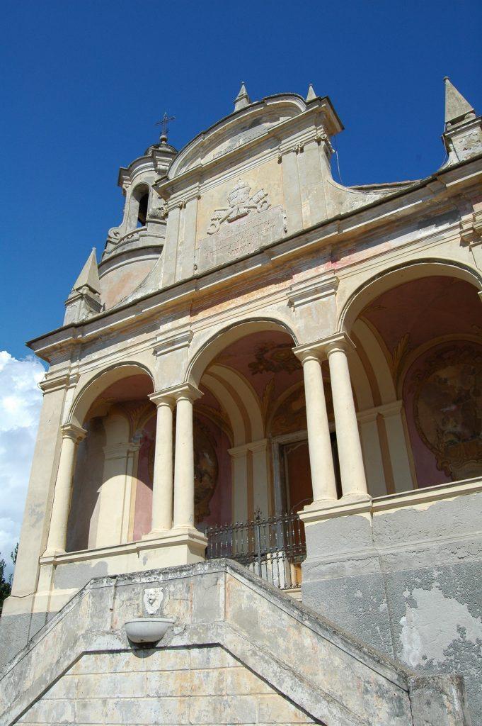 """Imperia, Porto Maurizio, """"Parasio"""" - Oratorio di San Pietro"""