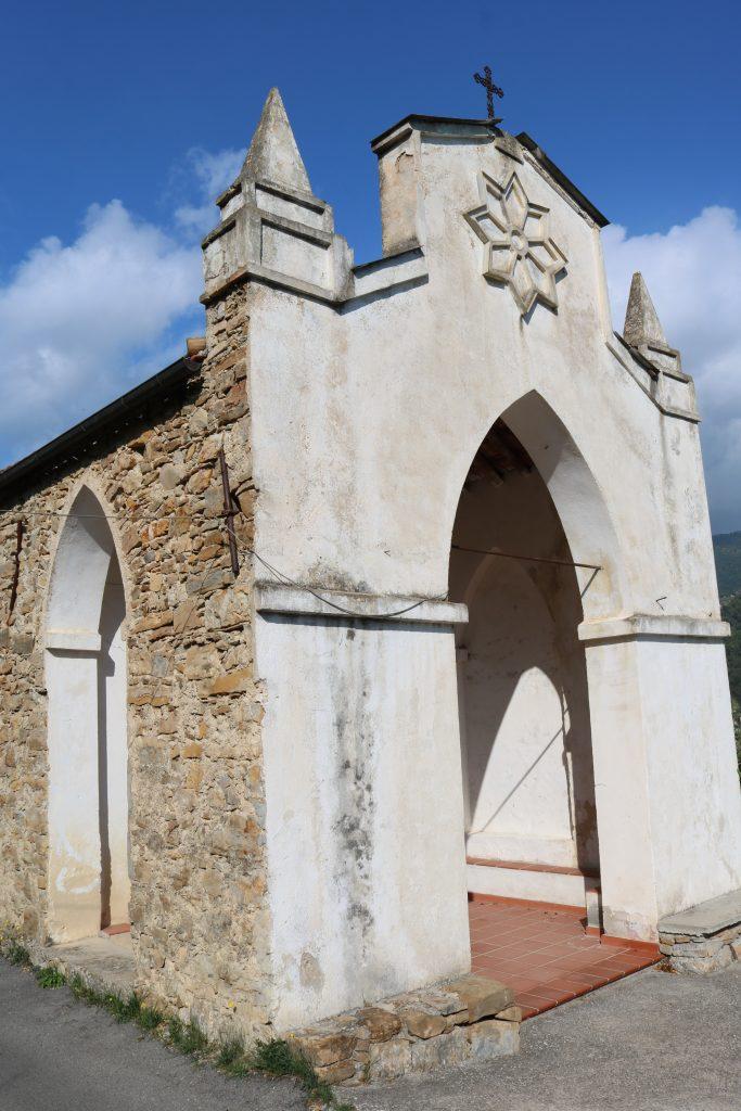 Vallebona (IM): Cappella di San Bernardo