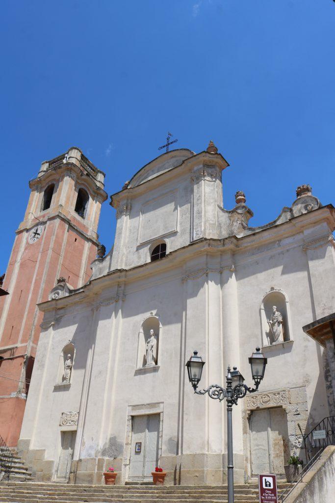 Perinaldo (IM): Chiesa Parrocchiale di San Nicola
